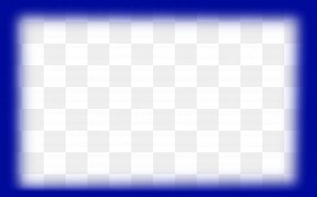 Blue Border - Board Game Area Pattern PNG