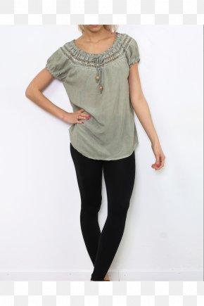 Jeans - Jeans T-shirt Shoulder Leggings Sleeve PNG