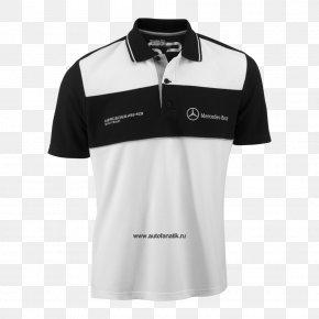 Polo Shirt - T-shirt Mercedes-Benz Car Polo Shirt PNG