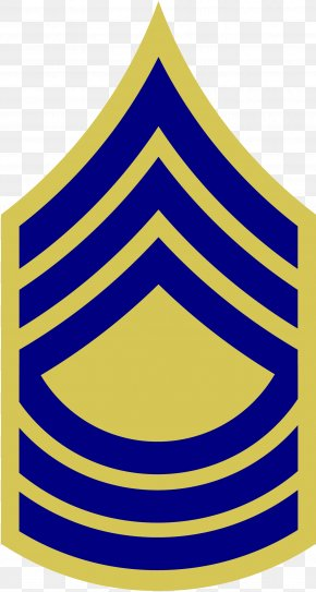 Military - Staff Sergeant First Sergeant Sergeant First Class Sergeant Major PNG