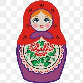 Doll - Matryoshka Doll Drawing Toy Coloring Book PNG