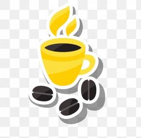Coffee - Coffee Cup Coffee Bean Clip Art PNG