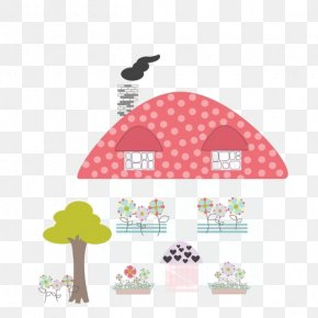 Creative House - House Drawing Building Illustration PNG
