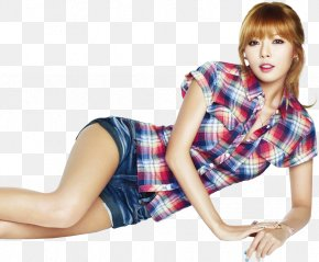 Beautiful Summer Discount - Hyuna 4Minute M Countdown K-pop PNG