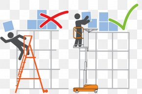 Ladder Safety - Faraone Industrie Spa Safety Security Human Factors And Ergonomics Risk PNG