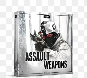 Assault Riffle - Sound Effect Assault Weapon Sound Ideas PNG
