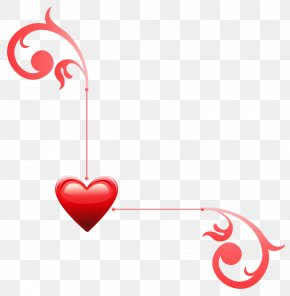 Heart Decor PNG Picture - Heart Valentine's Day Clip Art PNG