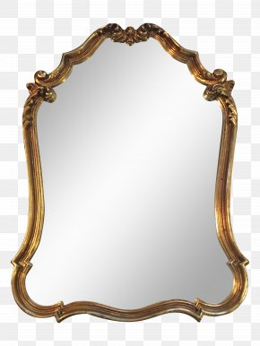 French Baroque Mirrors - Picture Frames Mirror Interior Design Services House Gilding PNG
