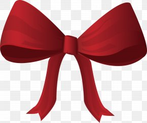 Exquisite Red Bow Tie - Bow Tie Ribbon Shoelace Knot Red PNG