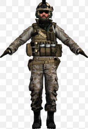 Soldier - Call Of Duty: Modern Warfare 3 Battlefield 3 Call Of Duty 4: Modern Warfare Battlefield 4 Call Of Duty: Black Ops II PNG