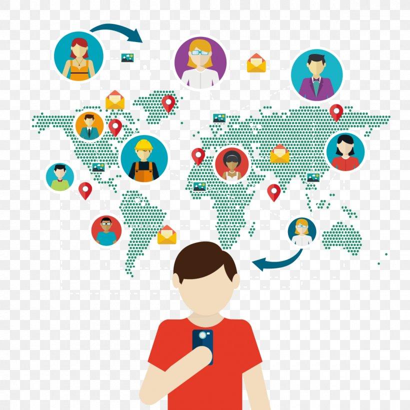 Communication Euclidean Vector Vecteur, PNG, 1200x1200px, Communication, Area, Human Behavior, Information, Information Technology Download Free