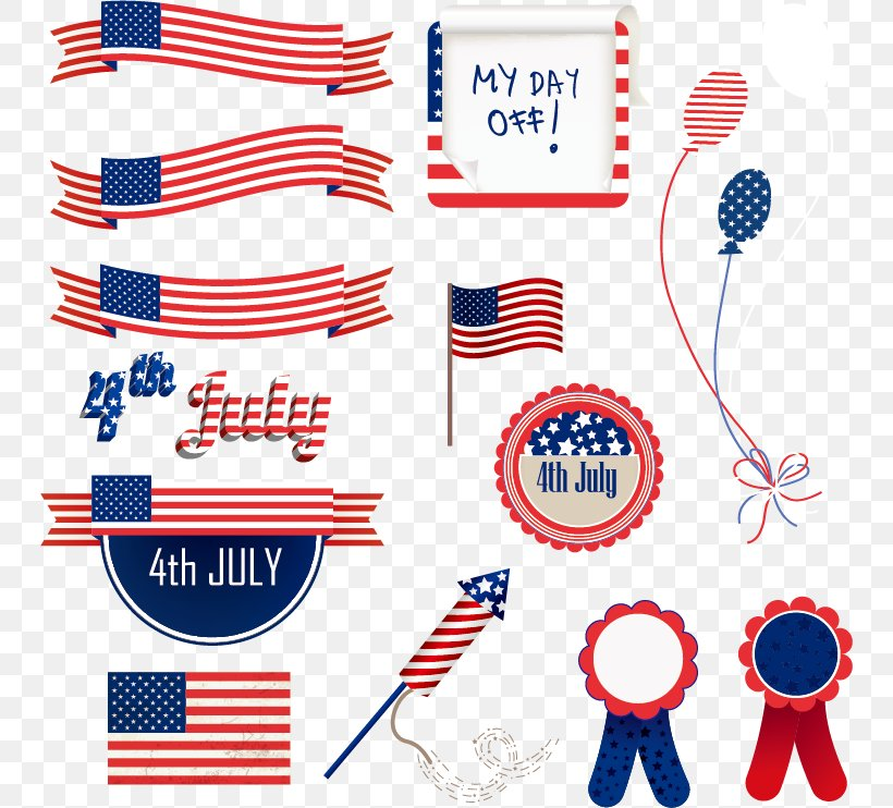 Flag Of The United States Independence Day US Federal Holiday, PNG, 746x742px, United States, Area, Blue, Brand, Clip Art Download Free