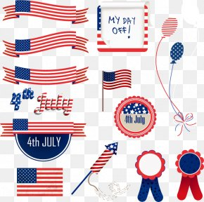 US Independence Day Creatives - Flag Of The United States Independence Day US Federal Holiday PNG
