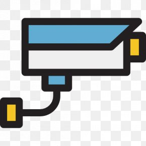 Camera - Closed-circuit Television Video Camera Wireless Security Camera Icon PNG