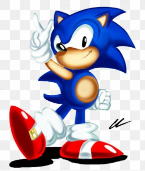 Sonic The Hedgehog - Sonic Runners Sonic The Hedgehog 2 Sonic 3D Sonic CD Clip Art PNG