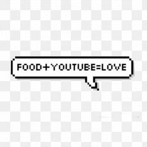 Bubble Text - Text Image Tumblr Speech Balloon Sticker PNG