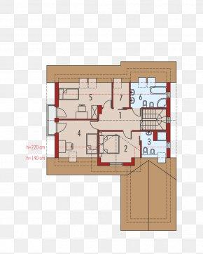 House - House Villa Floor Plan Attic Project PNG