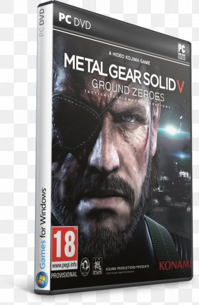 Metal Gear Solid 5 - Metal Gear Solid V: The Phantom Pain Metal Gear Solid V: Ground Zeroes Dark Souls Xbox 360 PNG