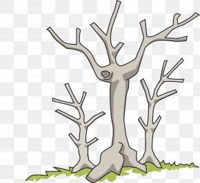 Love Tree - Tree Branch Clip Art PNG