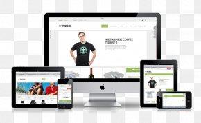 Web Design - Website Development Responsive Web Design Magento E-commerce Digital Marketing PNG