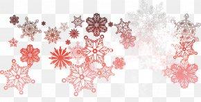 Snowflake Winter Vector Winter - Winter Snow Computer File PNG