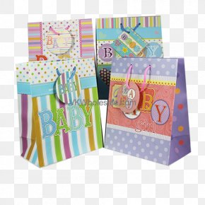 Gift - Gift Party Favor Paper Bag Baby Shower PNG