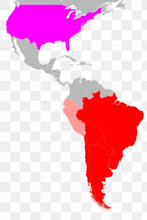 United States - Latin America South America Caribbean United States Central America PNG