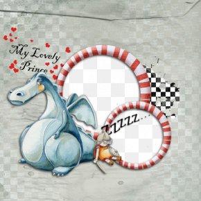Dinosaur Frame - Picture Frame Flag Digital Photo Frame PNG