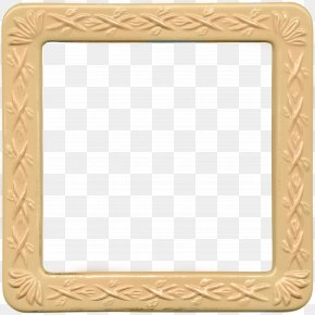 Gold Frame - Picture Frame Clip Art PNG