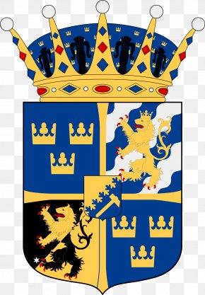 Princess - Sweden Coat Of Arms Princess Swedish Royal Family Crest PNG