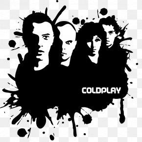 T-shirt - T-shirt Coldplay Graphic Design Viva La Vida PNG