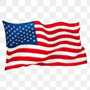 American Flag - Flag Of The United States Stock Photography PNG