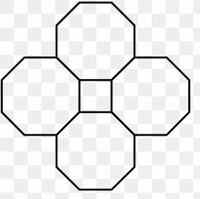 Angle Pattern - Geometry Clock Coloring Book Tessellation PNG