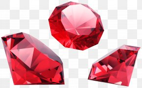Red Diamonds Clipart Image - Red Diamonds Clip Art PNG