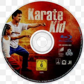 The Karate Kid - Compact Disc Blu-ray Disc The Karate Kid DVD Film PNG