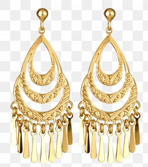 Jewelry - Earring Gold Jewellery Necklace Pearl PNG