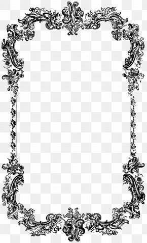 Decoration Border Cliparts - Borders And Frames Free Content Clip Art PNG
