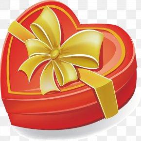 Valentine's Day - Valentine's Day Gift Heart Romance PNG