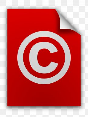 Copyright - Copyright Symbol Intellectual Property Public Domain PNG