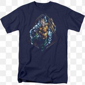 T-shirt - T-shirt Newt Scamander Justice League Porpentina Goldstein PNG