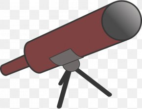 Telescope Cliparts - Astronomy Day Free Content Clip Art PNG