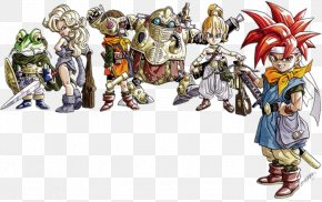 Chrono Trigger Picture - Chrono Trigger Chrono Cross Super Nintendo Entertainment System PlayStation Video Game PNG