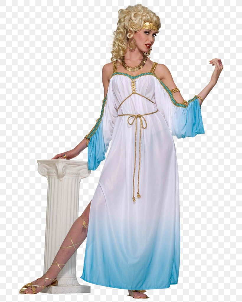 Hera Costume Greek Mythology Goddess Clothing Png