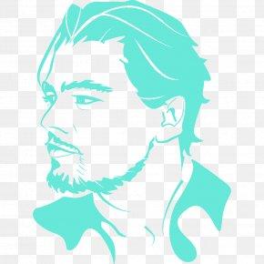 Leonardo Dicaprio - Leonardo DiCaprio Titanic Stencil Actor PNG
