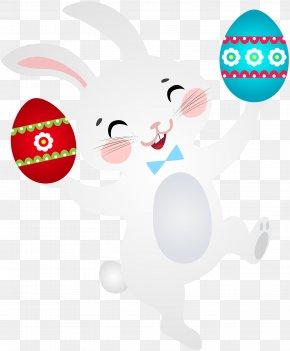 Rabbit Clip Art - Rabbit Easter Bunny Clip Art PNG