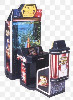 Star Wars - Star Wars Trilogy Arcade Star Wars Arcade Star Wars Battle Pod Arcade Game PNG