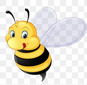 Greedy Bees - Bumblebee Insect Honey Clip Art PNG