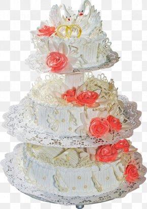 Wedding Cake - Wedding Cake Torte PNG