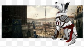 Assassin's Creed II Ezio Auditore Assassin's Creed: Revelations Assassin's Creed Unity PNG