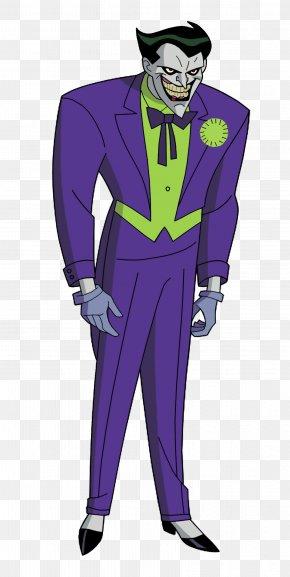 Joker - Joker Batman Harley Quinn Animated Series DC Animated Universe PNG